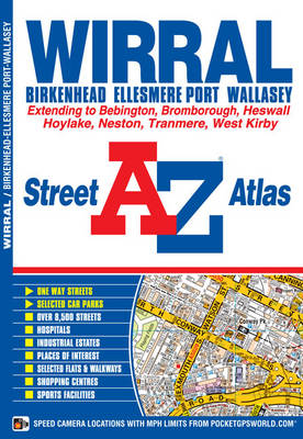 Wirral Street Atlas by Geographers' A-Z Map Company