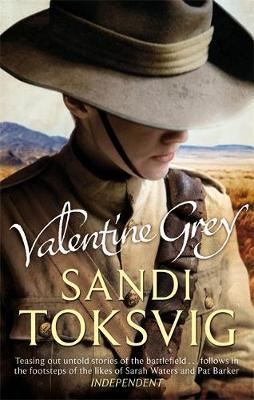 Valentine Grey by Sandi Toksvig