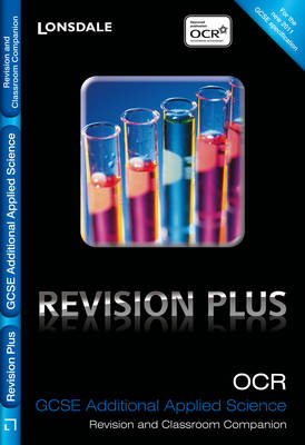 OCR Additional Applied Science Revision and Classroom Companion by Byron Dawson