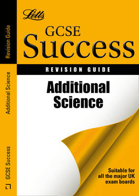 Additional Science Revision Guide by Ian Honeysett, Emma Poole, Carol Tear