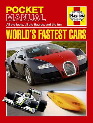 World's Fastest Cars by Richard Dredge