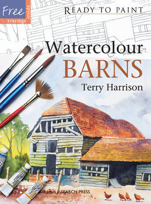 Watercolour Barns by Terry Harrison