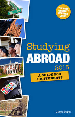 Studying Abroad by Cerys Evans