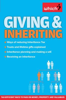 Giving & Inheriting by Jonquil Lowe