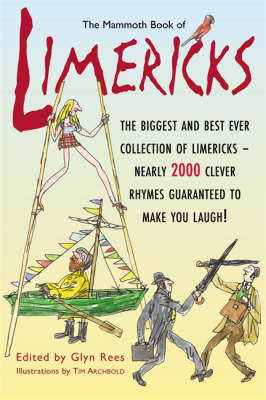 The Mammoth Book of Limericks by Glyn Rees