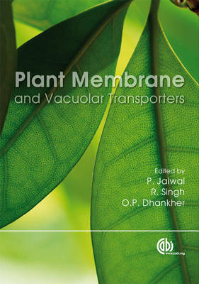 Plant Membrane and Vacuolar Transporters by Pawan K. Jaiwal