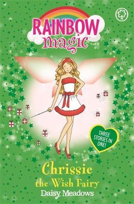 Chrissie The Wish Fairy Special by Daisy Meadows