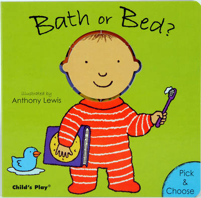 Bath or Bed? by Anthony Lewis