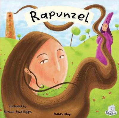 Rapunzel by Simona Sanfilippo