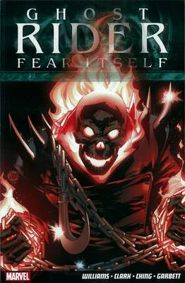 Ghost Rider Fear Itself by Rob Williams