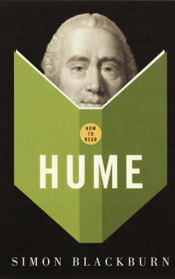 How to Read Hume by Simon Blackburn