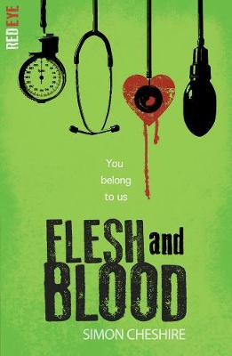 Flesh and Blood by Simon Cheshire
