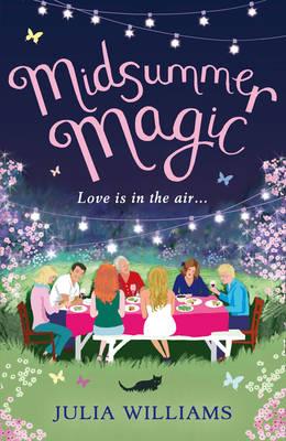 Midsummer Magic by Julia Williams