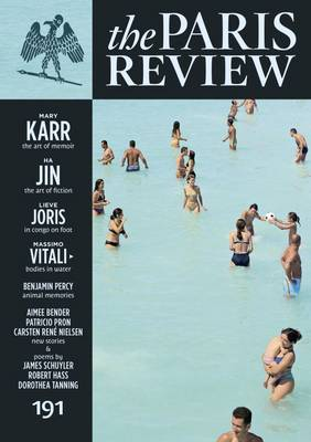 The Paris Review by Philip Gourevitch