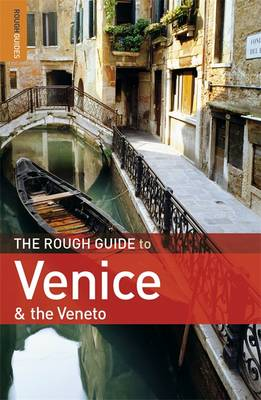 The Rough Guide to Venice and the Veneto by Jonathan Buckley