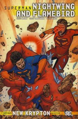 Superman Nightwing and Flamebird by James Robinson, Greg Rucka, Eric S. Trautmann