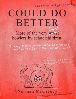 Could Do Better by Norman McGreevy