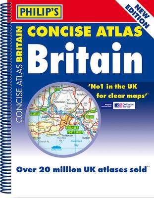Philip's Concise Atlas Britain by