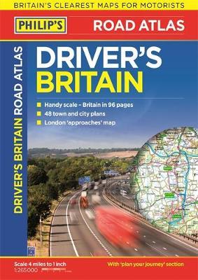 Philip's Driver's Atlas Britain by