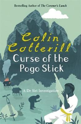Curse of the Pogo Stick by Colin Cotterill