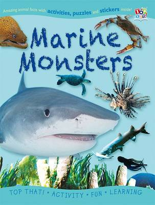 Marine Monsters by Nat Lambert