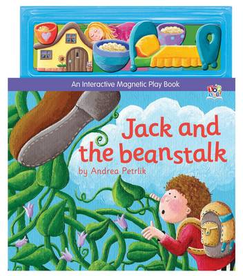 Jack and the Beanstalk Magnetic Fairytale Books by Nat Lambert