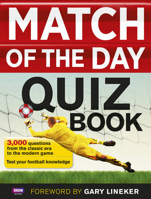 Match of the Day Quiz Book by