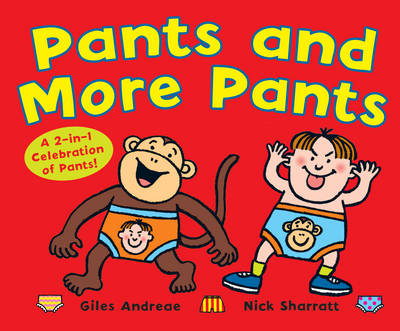 Pants and More Pants by Giles Andreae