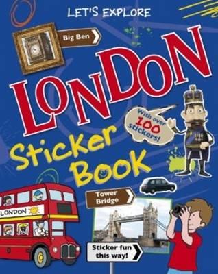 London Sticker Book by