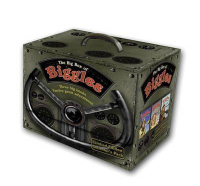 The Big Box of Biggles Biggles' Big Adventures , Biggles' Dangerous Missions , Biggles' Secret Assignment by W. E. Johns