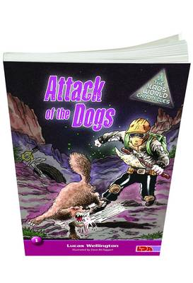 Attack of the Dogs (easier Level) by Lucas Wellington