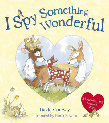 I Spy Something Wonderful by David Conway