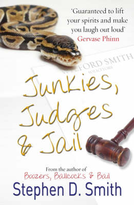 Junkies, Judges and Jail by Stephen D Smith