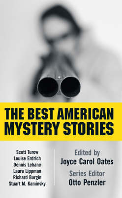 The Best American Mystery Stories by Joyce Carol Oates and Otto Penzler