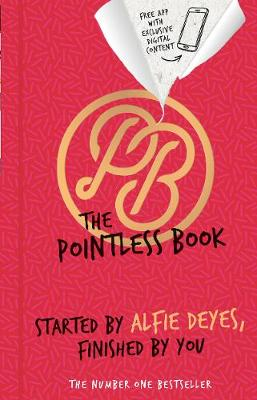 The Pointless Book Started by Alfie Deyes, Finished by You by Alfie Deyes