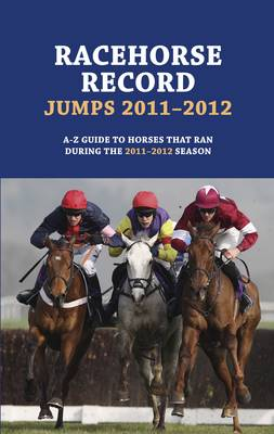 Racehorse Record Jumps by Ashley Rumney