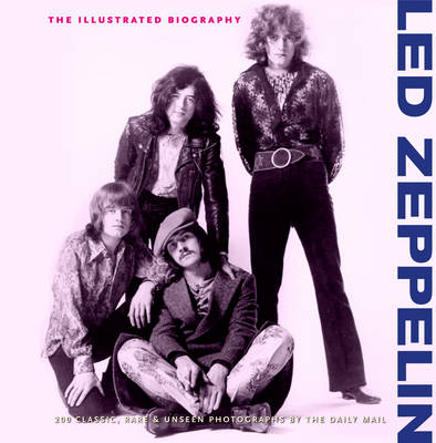 Led Zeppelin by Gareth Thomas