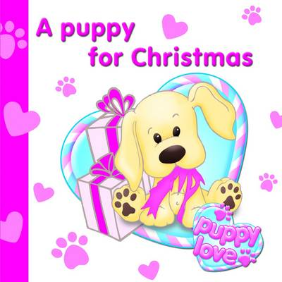 Puppy Love a Puppy for Christmas by