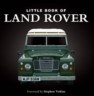 Little Book of Land Rover by Charlotte Morgan, Stan Fowler