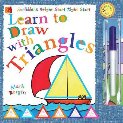 Learn to Draw with Triangles by Mark Bergin