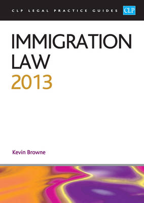Immigration Law by Kevin D. Browne