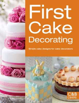 First Cake Decorating Simple Cake Designs for Beginners by