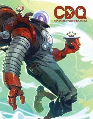 Character Design Quarterly 1 Visual Development | Illustration | Concept Art by 3dtotal Publishing