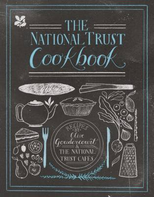 The National Trust Cookbook by The National Trust