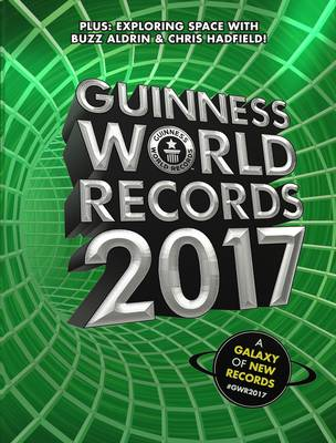 Guinness World Records by Buzz Aldrin, Chris Hadfield