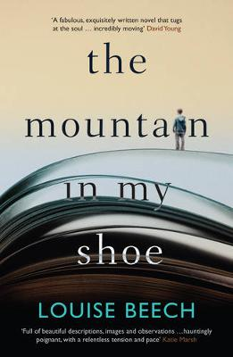 Cover for The Mountain in My Shoe by Louise Beech