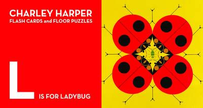 Charley Harper Flash Cards and Floor Puzzles by Gloria Fowler
