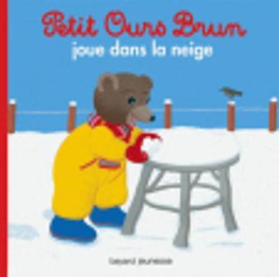 Petit Ours Brun Petit Ours Brun Joue Dans La Neige by Marie Aubinais