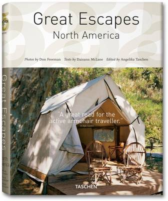 The Hotel Book Great Escapes North America by Angelika Taschen