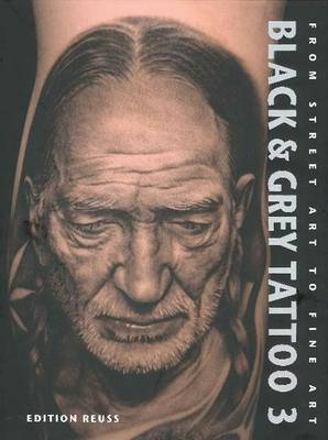 Black & Grey Tattoo The Photorealism by Marisa Kakoulas, Edgar Hoill